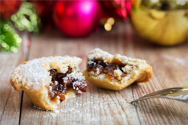Festive Homemade Mince Pies Recipe