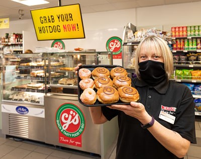 SPAR Scotland rolls out new food-to-go brand CJ's at pace