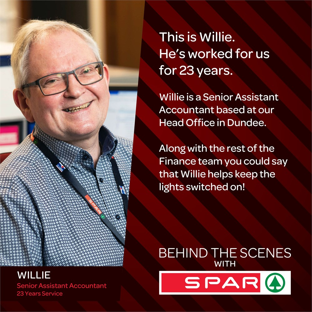 Willie, Senior Assistant Accountant
