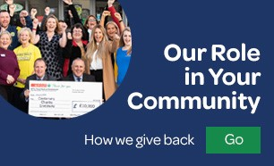 Our Role in Your Community - how we give back.